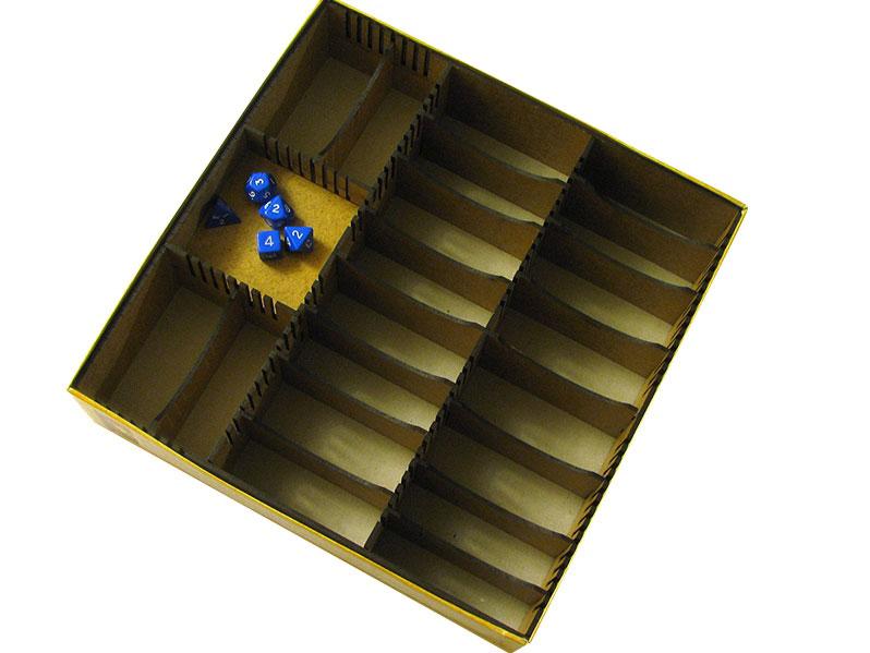 Органайзер для карт pathfinder своими руками 8
